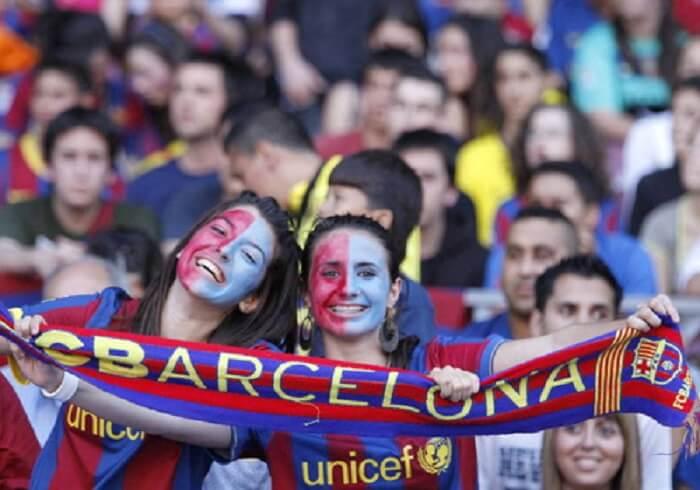 """Fan nhà Barca rất tự hào với cái tên """"Cules"""""""